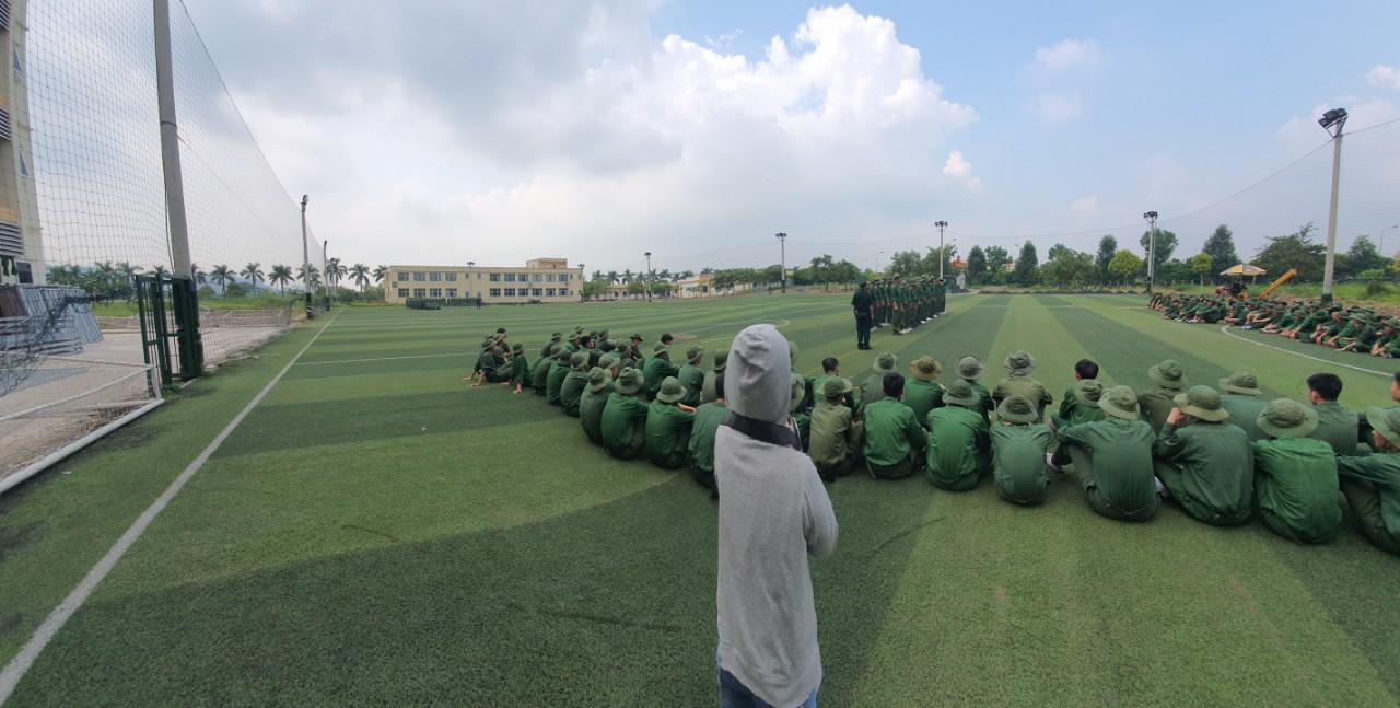 Tổng kết khóa học GDQP&AN hệ Đại học K14 (Đợt 1) năm học 2019-2020, trường Đại học Công nghiệp Hà Nội