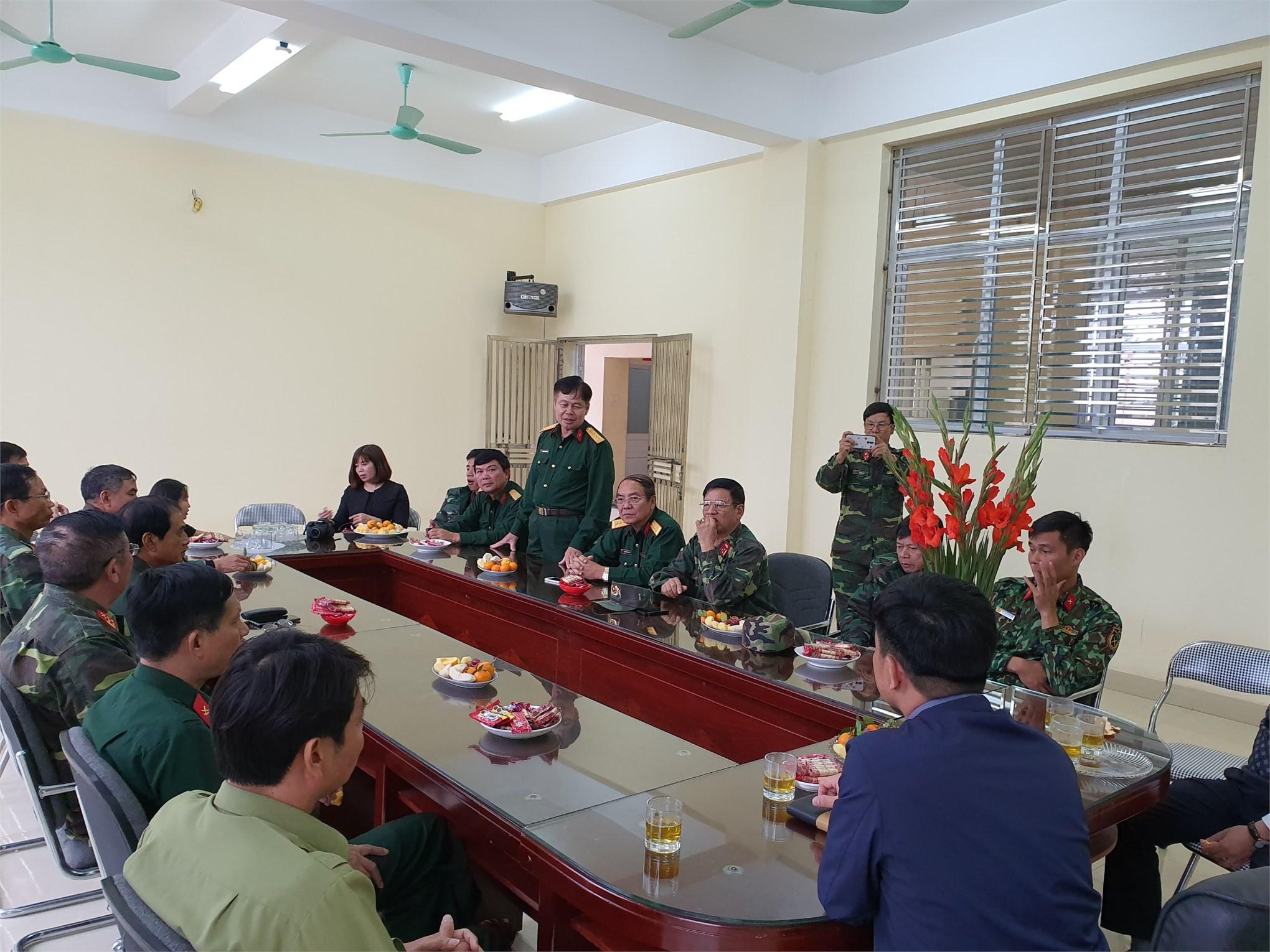 Trung tâm Giáo dục Quốc phòng và An ninh tổ chức gặp mặt ngày Nhà giáo Việt Nam